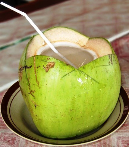 coconut water - healthiest drink on earth
