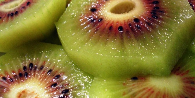 Amazing benefits of Kiwi