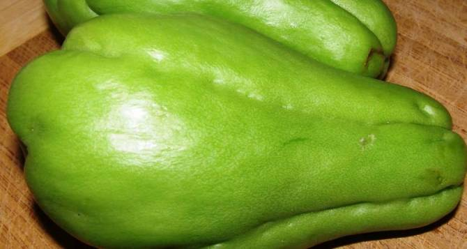 Health benefits of Chayote