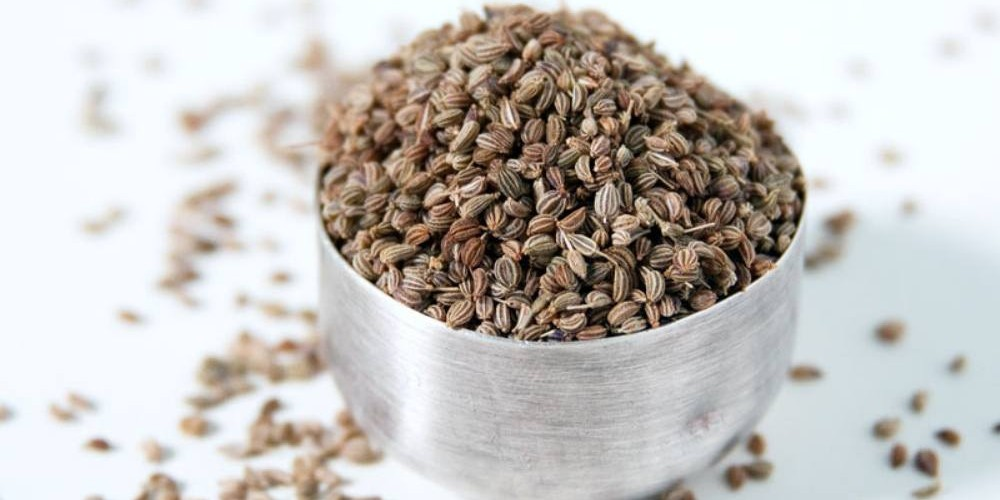 Health benefits of Ajowan or Ajwain Seeds