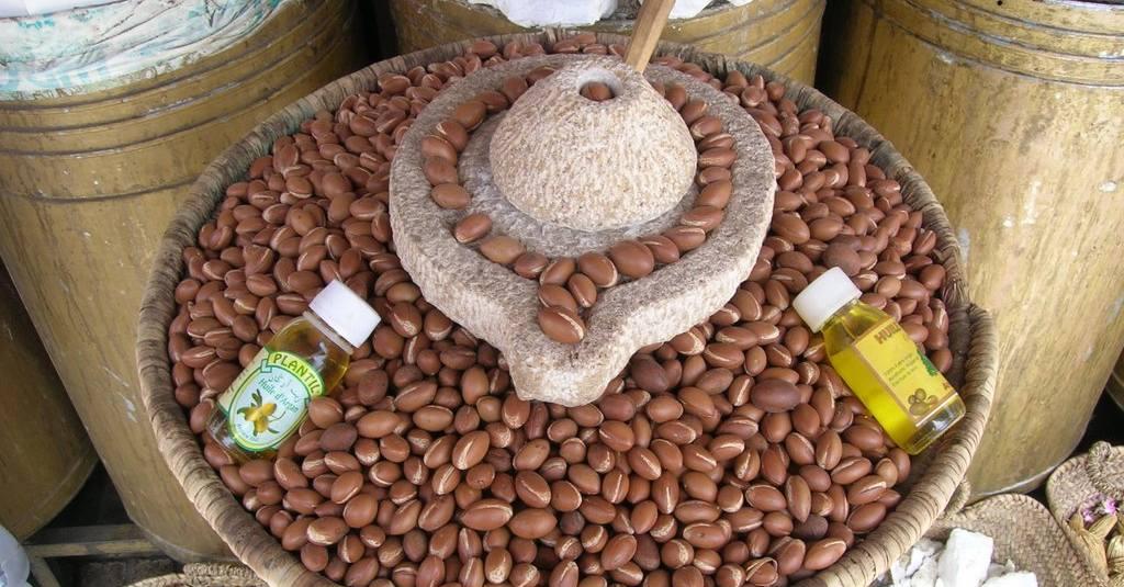 health benefits of argan oil