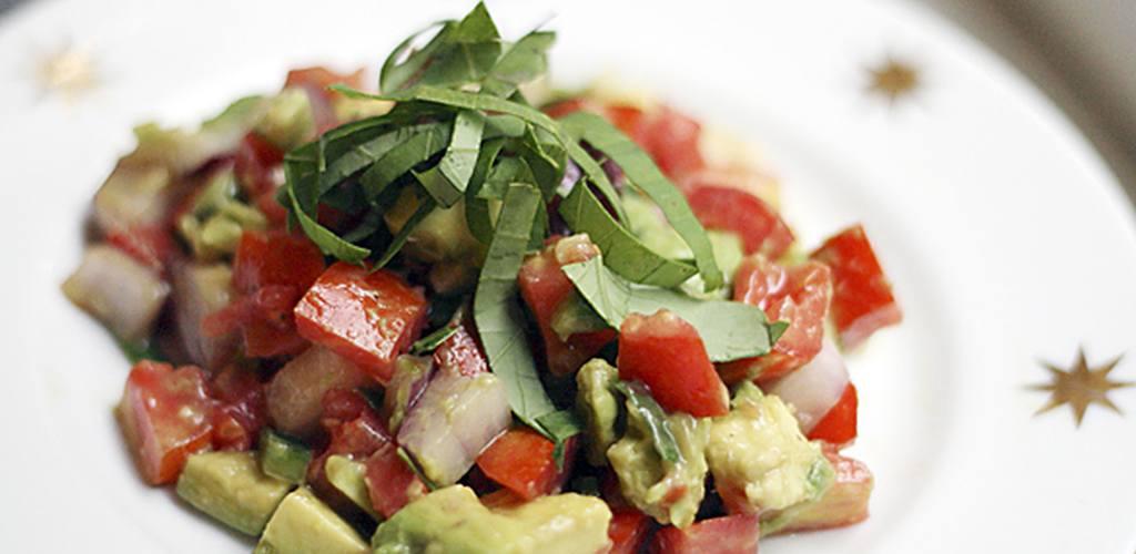 papalo salad