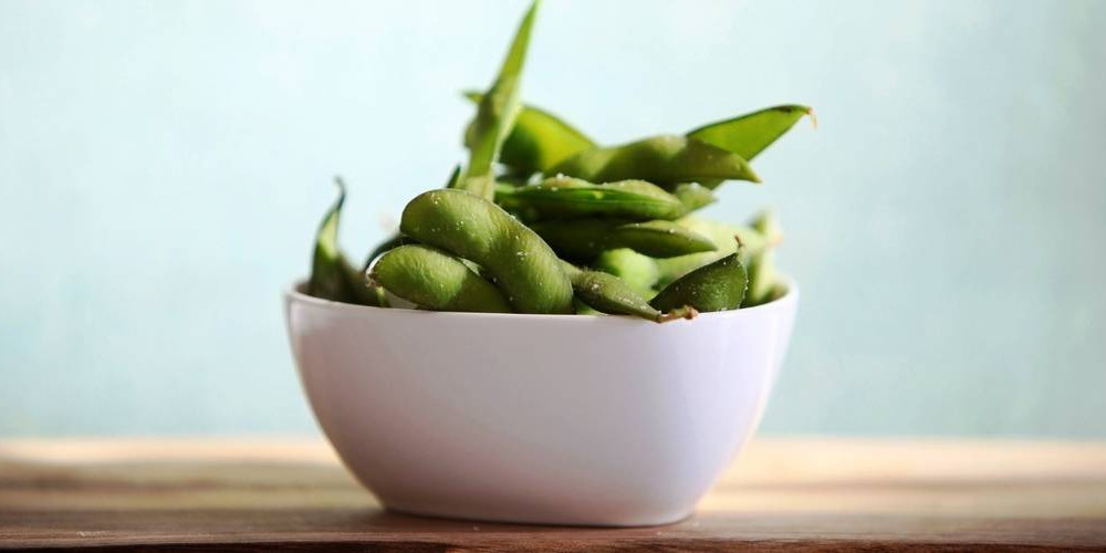 Health benefits of Edamame beans