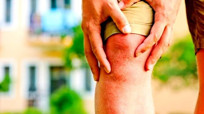 Natural ways to treat joint pain