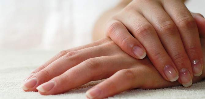 Foods that is good for your nails