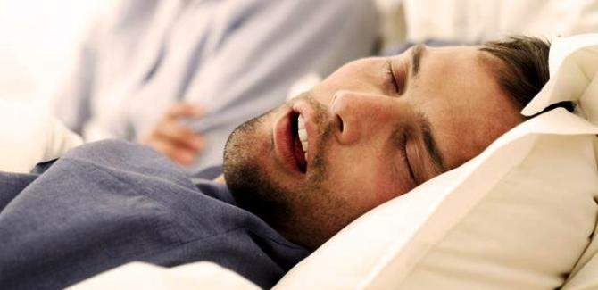 Natural way to help snoring problem
