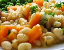 haricot bean salad