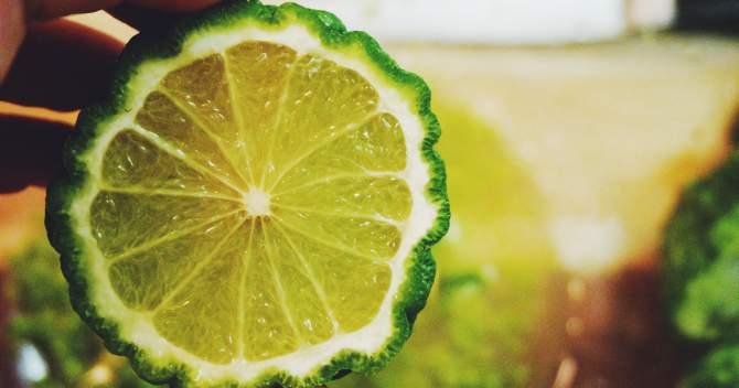 benefits of kaffir lime