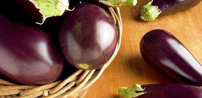 Health benefits of Eggplant