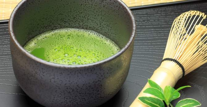 Top 10 benefits of Matcha tea