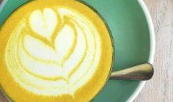 golden latte recipe