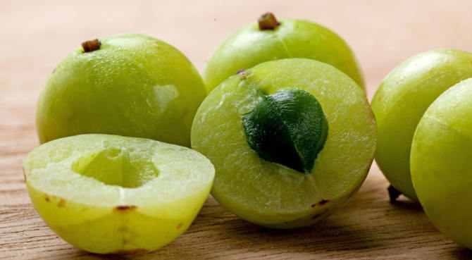 raw amla benefits