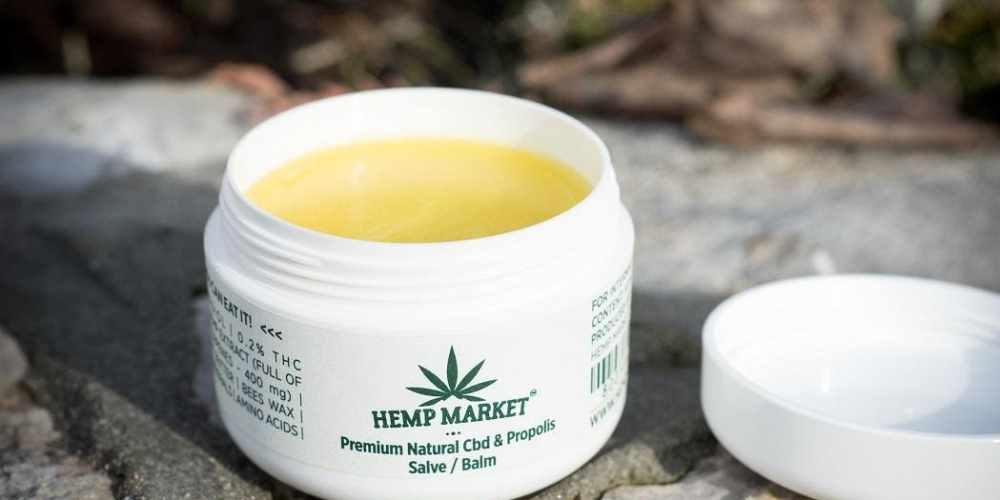 CBD: When To Use CBD Healing Salve?