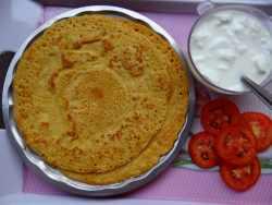 glam flour pancake