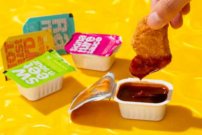The Taste of different McDonald's Sauces