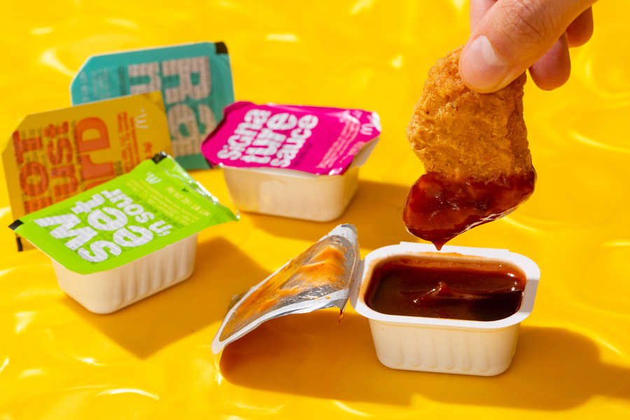 sauce McDonalds