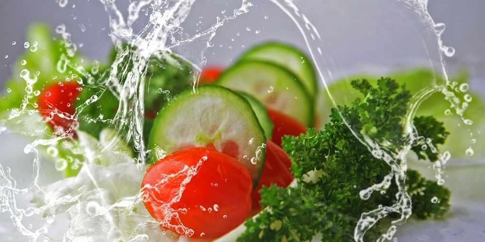 High Fiber Vegetables, Fruits, Legumes for a Healthful Diet