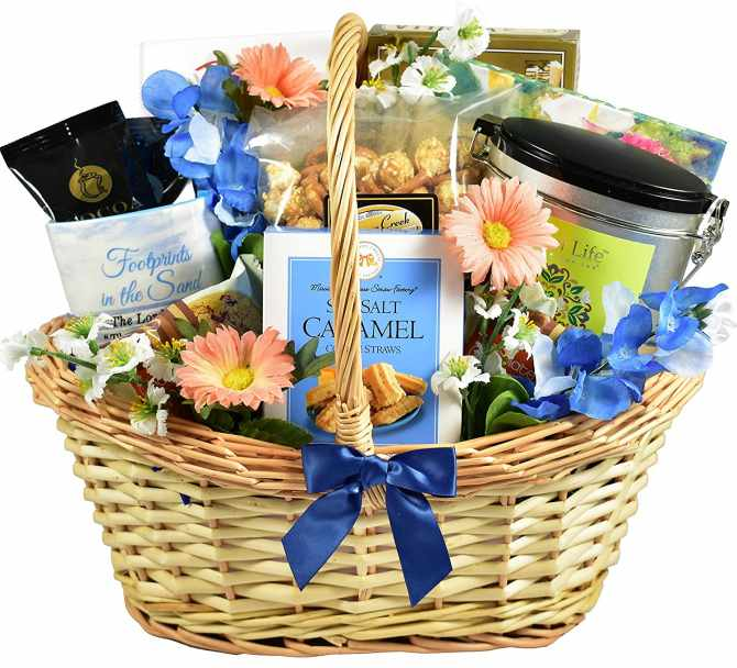 Express Your Love & Concern by Sending Gift Baskets for Sympathy
