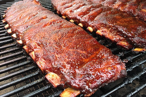 Importance of cooking ribs at the right pork ribs temperature