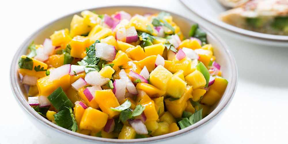Enjoy the Authentic Taste of Delicious Mango Salsa Reciepe