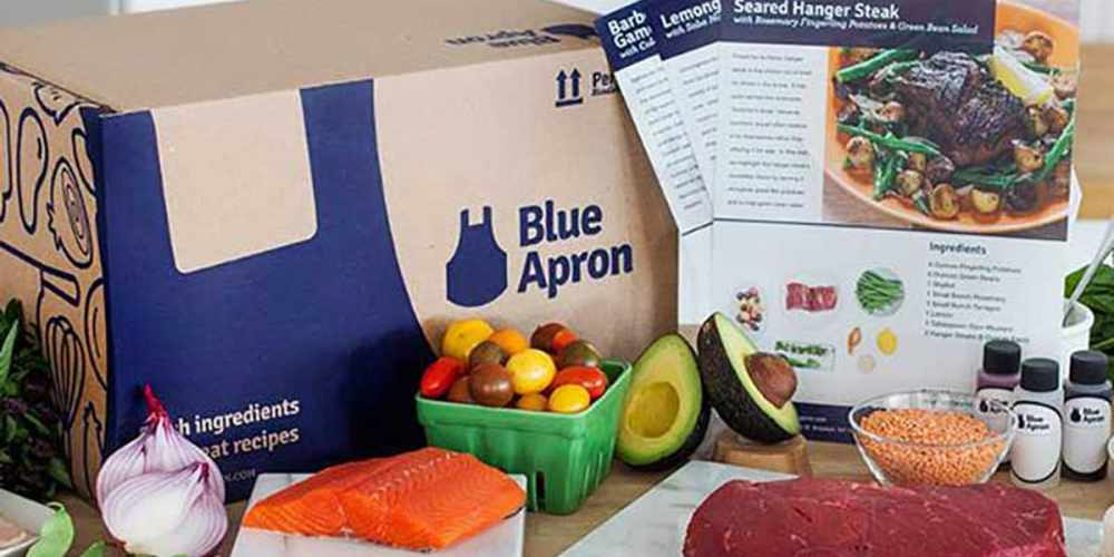 Interesting Facts About Blue Apron Meals