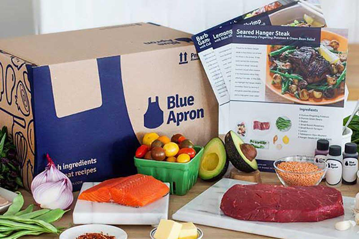 About Blue Apron Meals