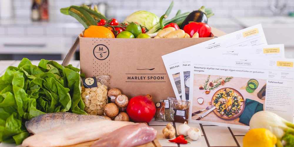 The Best Food Box Subscriptions In The Market
