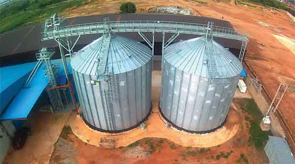 Know-How Grain Silos Work And The Grains Qualities