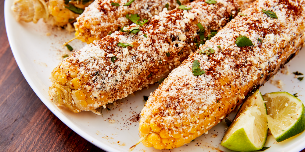 Recipe for Making Magnificent Mexican Street corn