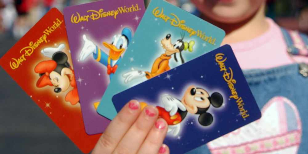 How to get Annual Passes to Disney World?