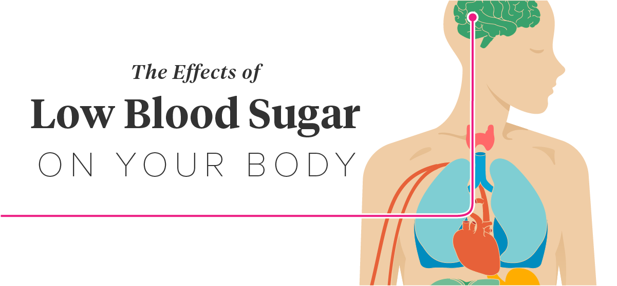 what is dangerous in low blood sugar