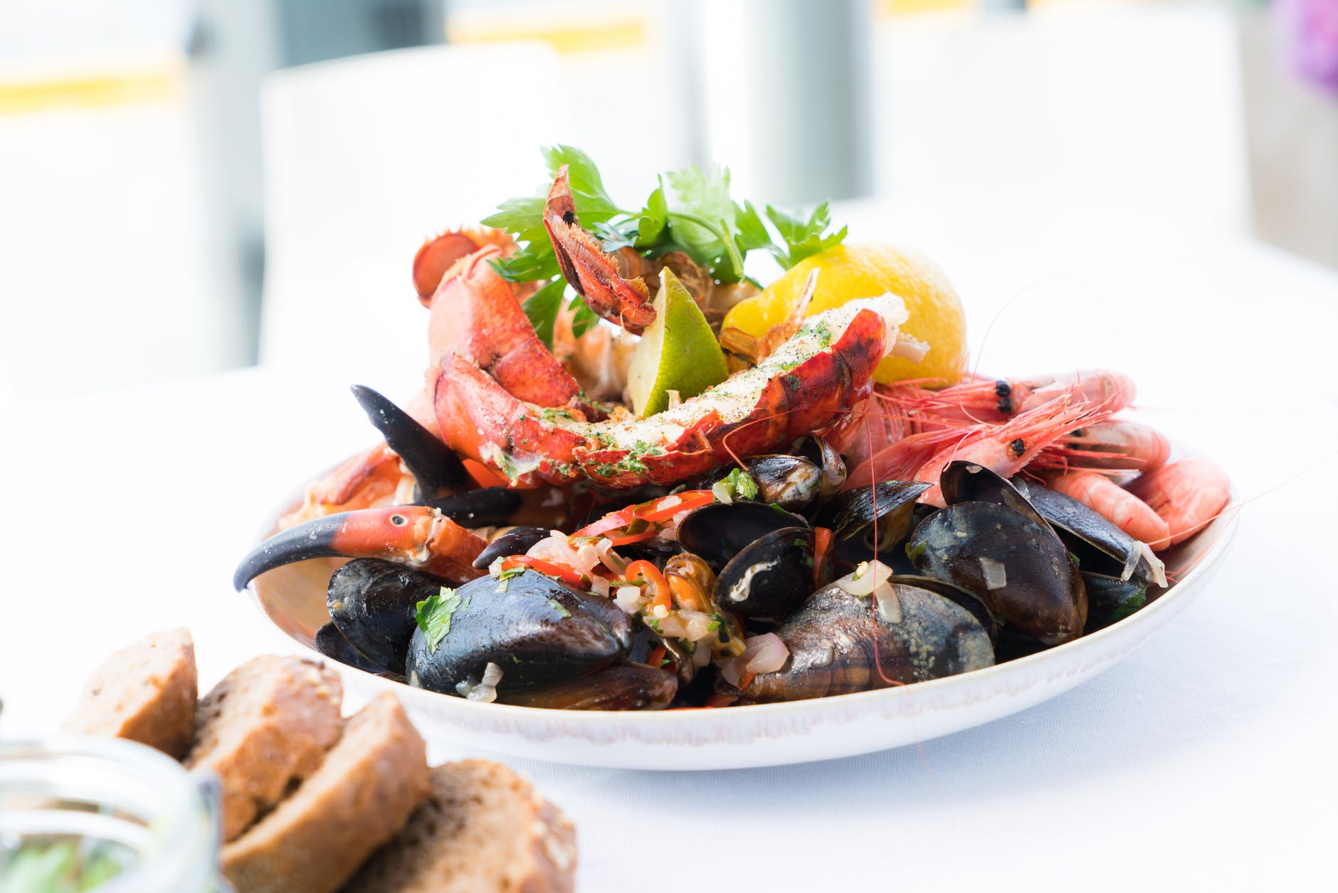 Types of Shellfish - Health Benefits, Nutritional Value, and Risks