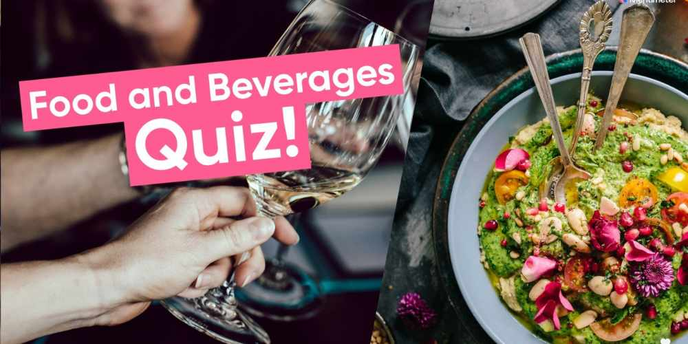 Utilize your lockdown time: The Quiz questions food and drink welcome you all!!